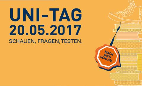 Uni-Tag am 20.5.2017