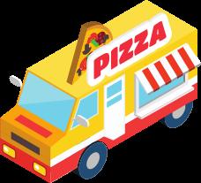 Bild von Pizza-Mobil
